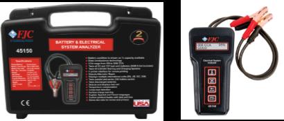 6-36V ELECTRIC BATTERY TESTER