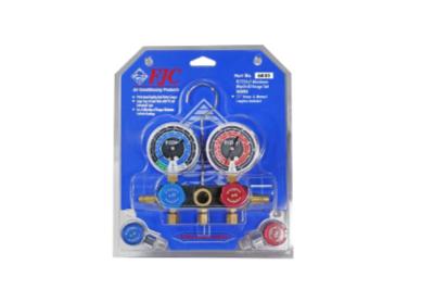 6852 R-1234yf Aluminum Manifold Gauge Set