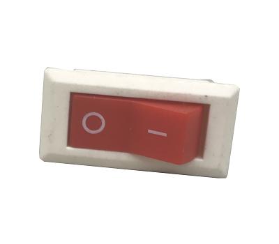6956 Red Vacuum Pump Switch