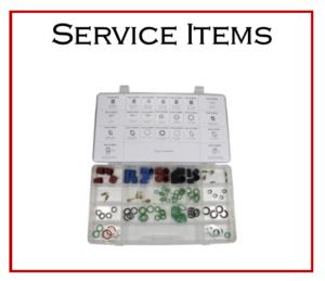 SERVICE ITEMS