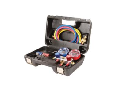 6850 R-1234yf Aluminum Manifold Gauge Set