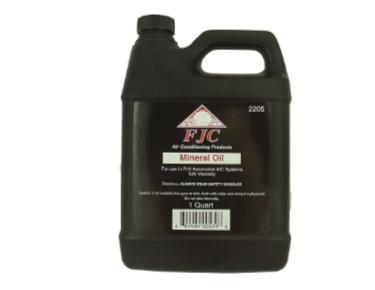 2205 FJC Mineral Oil quart