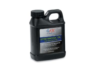 2443  FJC DyEstercool Oil 8 oz