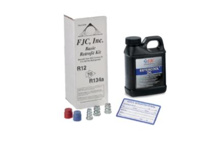 2538 Basic Retrofit Kit with Estercool Oil