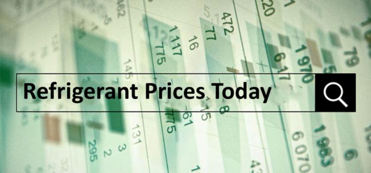 Understanding Refrigerant Pricing
