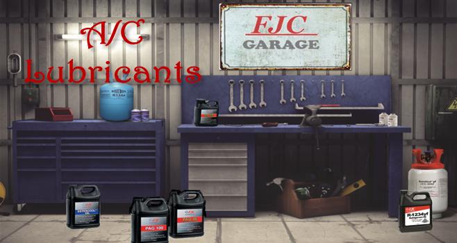 Automotive A/C Lubricants